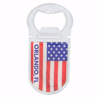 Picture of Magnets Crest Shaped Opener