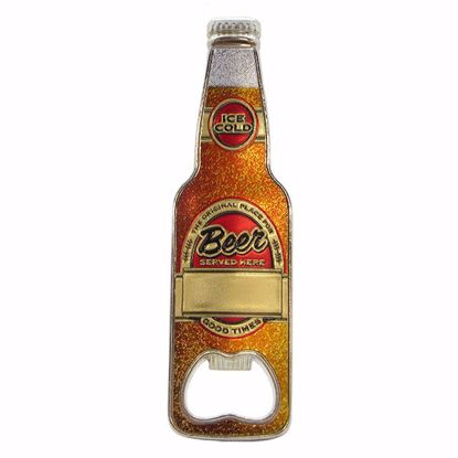 Picture of Magnets Bottle Shaped Opener