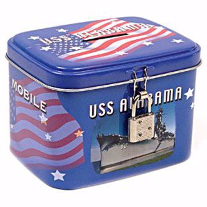 Picture of Tin Coin Bank