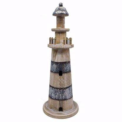 Picture of Figurine Lighthouse Lrg