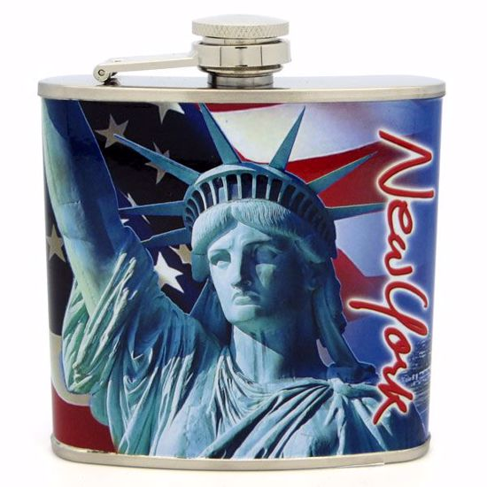 Picture of Flask Metal