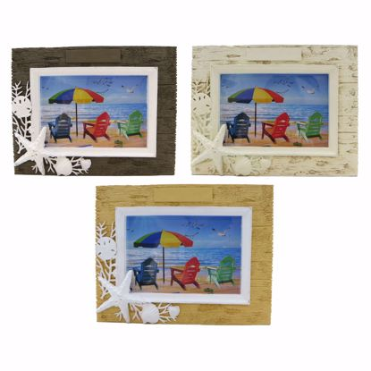 Picture of Frame Imprint Poly Resin Large