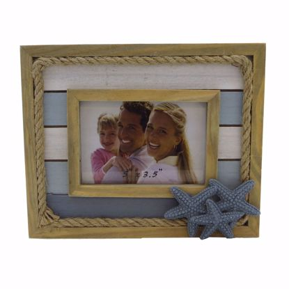 Picture of Frame 5x3.5 Wood Decor