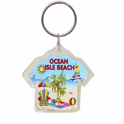Picture of Acrylic Key Tag -2 x 2.25""
