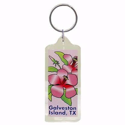 Picture of Acrylic KeyTag-1.25 x 2.25""