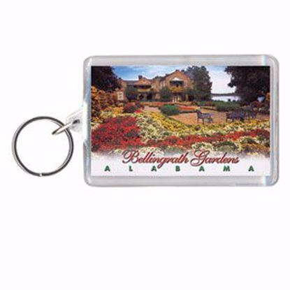 Picture of Acrylic Key Tag -2 x 2.75""