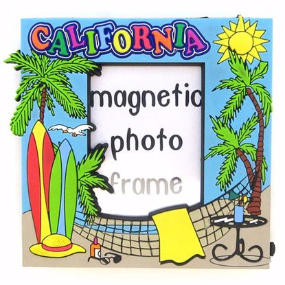 """Picture of Rubber Magnet Frame-1.5x2.5"""""""