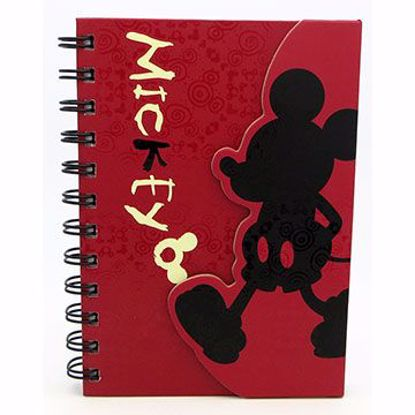 Picture of Magnetic Notebook 4x6in