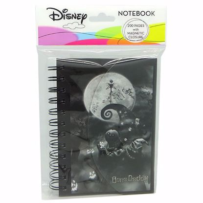 Picture of Books Notepad Spr 4X6