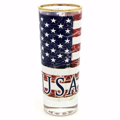 Picture of Shooter w/Gold Rim - 2oz