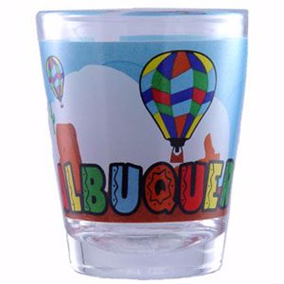 Picture of Glass Shot - 1oz