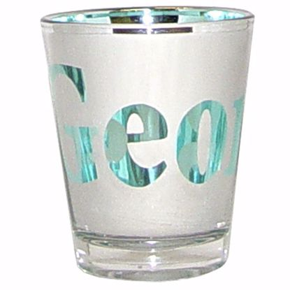 Picture of Shots-Glass Silver Coated
