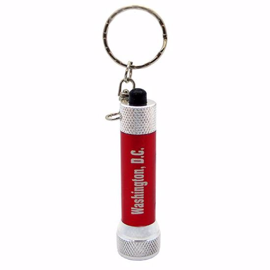 """Picture of Flashlight Key Tag - 2.5"""""""