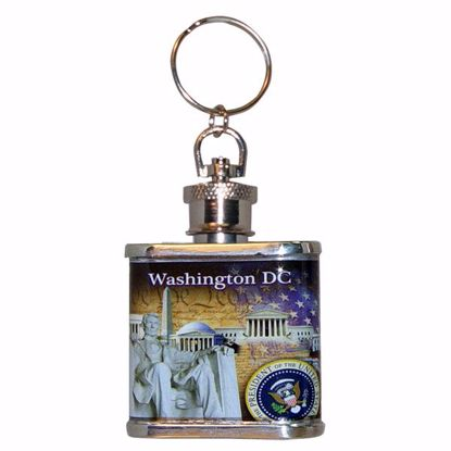 Picture of Keytag 1 oz. Flask
