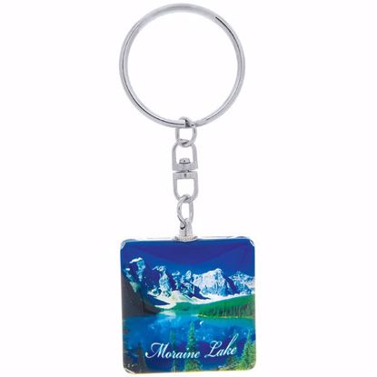 Picture of Keytag Glass Square