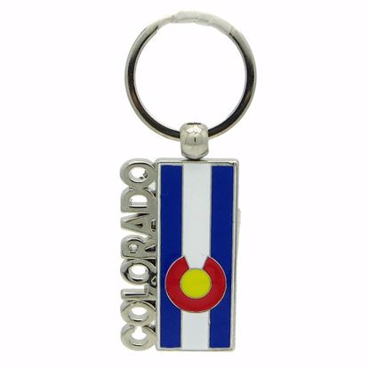Picture of Keytags Flat Enamel