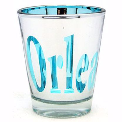 Picture of Shots - Glass Silver Coated