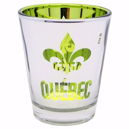 Picture of Shot Glass Silver Coated