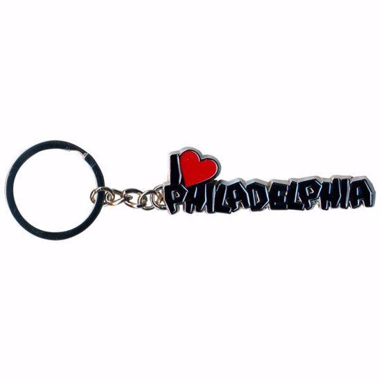 Picture of Metal/Enamel Key Tag