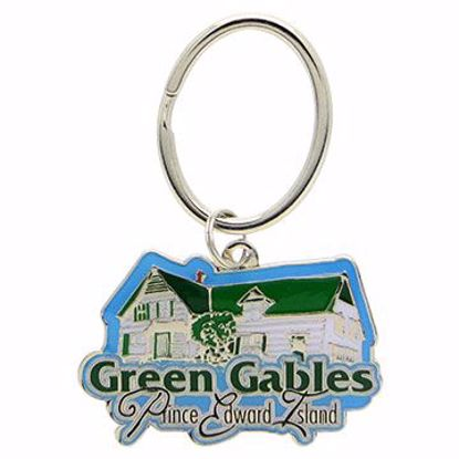Picture of Metal/Enamel Key Tag