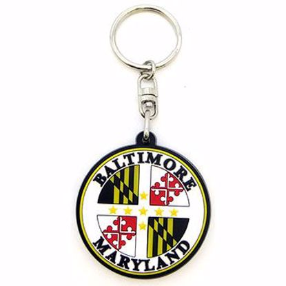 Picture of Keytags - Rubber