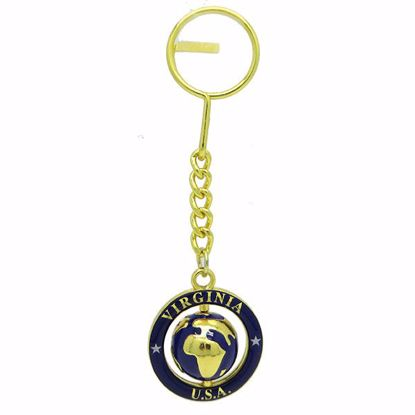 Picture of Keytags Keych Swv Gold