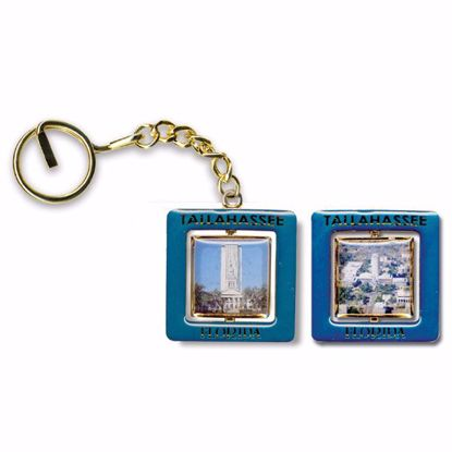 Picture of Photo Swivel Key Tag