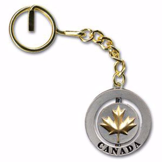 Picture of Pewter Swivel Key Tag