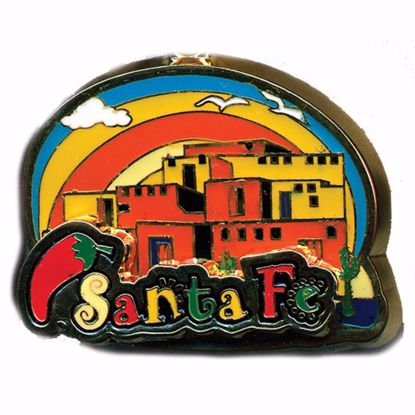 Picture of Enamel Magnet