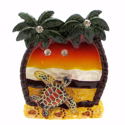 Picture of Magnets 2 Palms Glossed