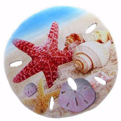 Picture of Magnets PR Sand Dol Shape