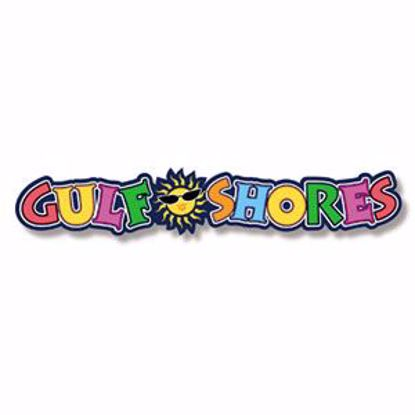 Picture of Rubber Script Magnet-1.5 x 6""