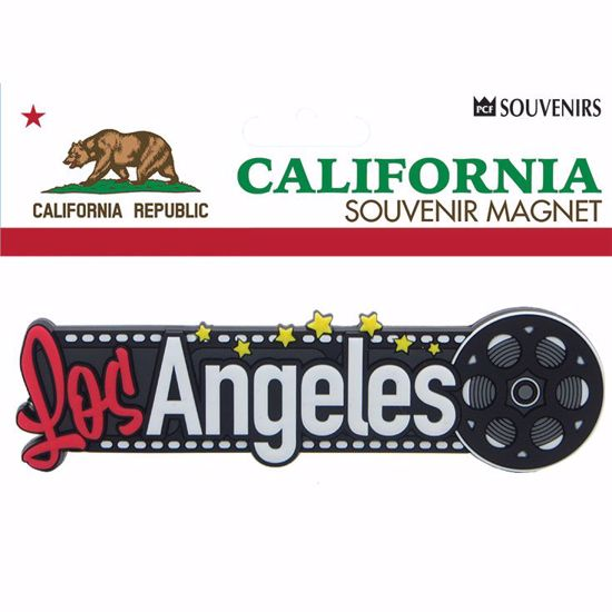 Picture of Magnets Rubber Script