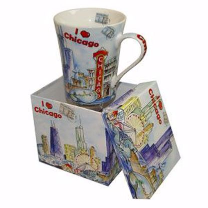 Picture of Porcelain Mug w/Box - 14oz