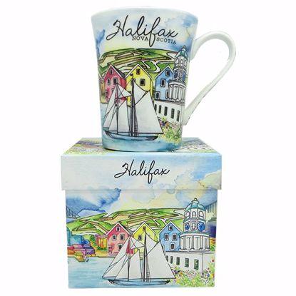 Picture of Mugs V Porcelain Box