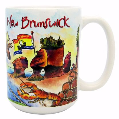 Picture of Ceramic Photo Mug - 15oz