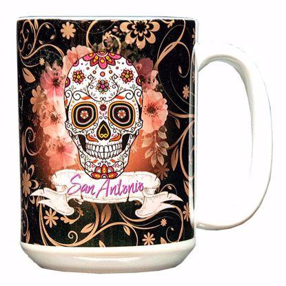 Picture of Mug Photo White 15z