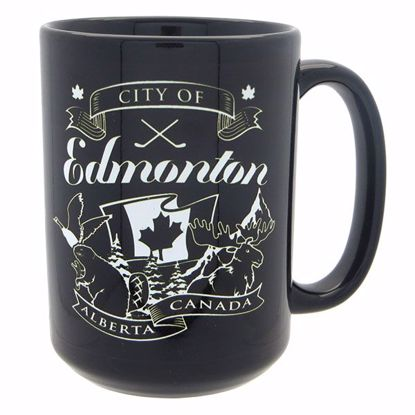 Picture of Black Ceramic - Mug 15oz