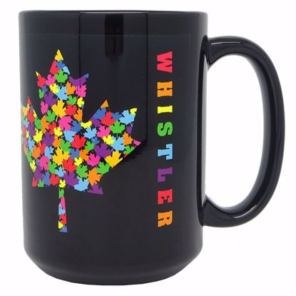 Picture of Mug Dye Sub 15oz - Black
