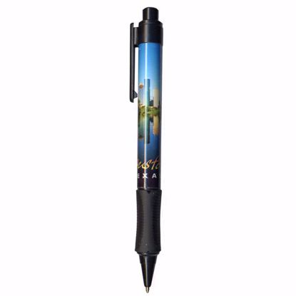 Picture of Ball Point Click Pen w/Grip