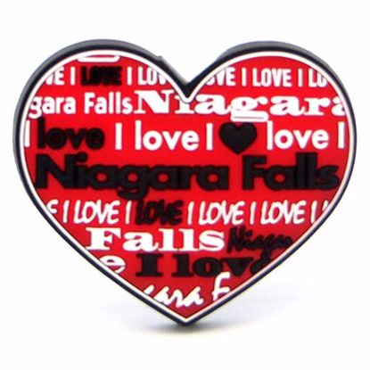 """Picture of Rubber Art Magnet-1.5 x 1.5"""""""