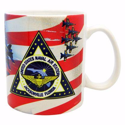 Picture of Mug Dye Sub 18z Wht