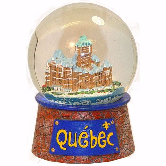"""Picture of SnowGlobe Resin - 2.5 x 3.5"""""""