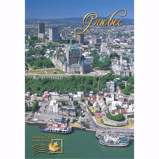 """Picture of Postage Paid Postcard -5 x 7"""""""