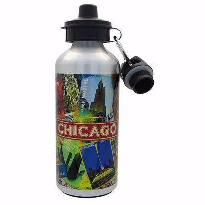 Picture of Allied 20oz Metal Sport Bottle