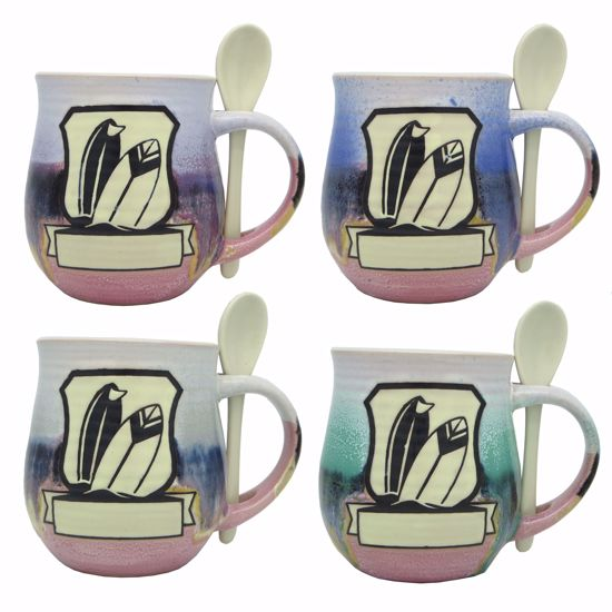 Picture of Mugs 14z Hpt Icn Spn