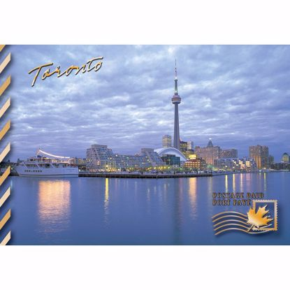 Picture of Postage Paid Postcard -5 x 7""