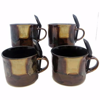 Picture of Mugs 30z.Bowl w Spn