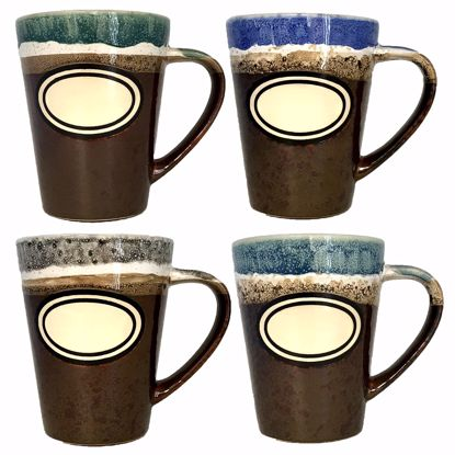 Picture of Mugs 18oz Tapered Ceramic