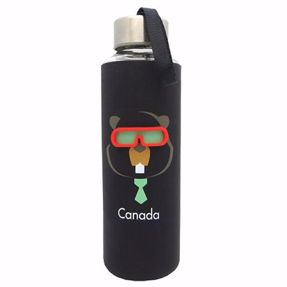 Picture of Sport Bottle Glass w Sleeve